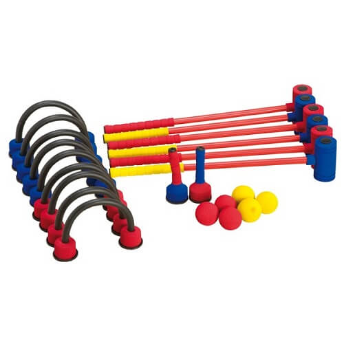 indoor croquet set