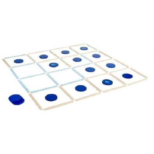 giant dots and boxes game