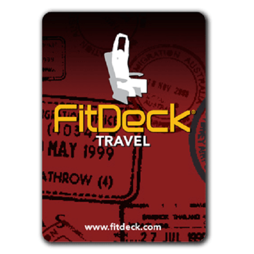 travel fitdeck cards