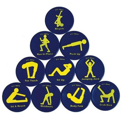 fitness spots