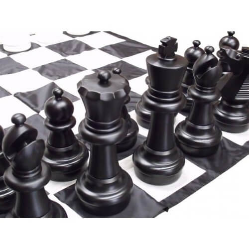 giant 60cm chess game