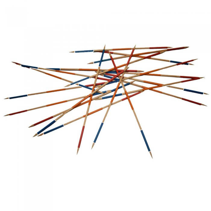 Actively Inspired Giant Mikado Pick Up sticks