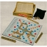 Wooden Scrabble Game Set