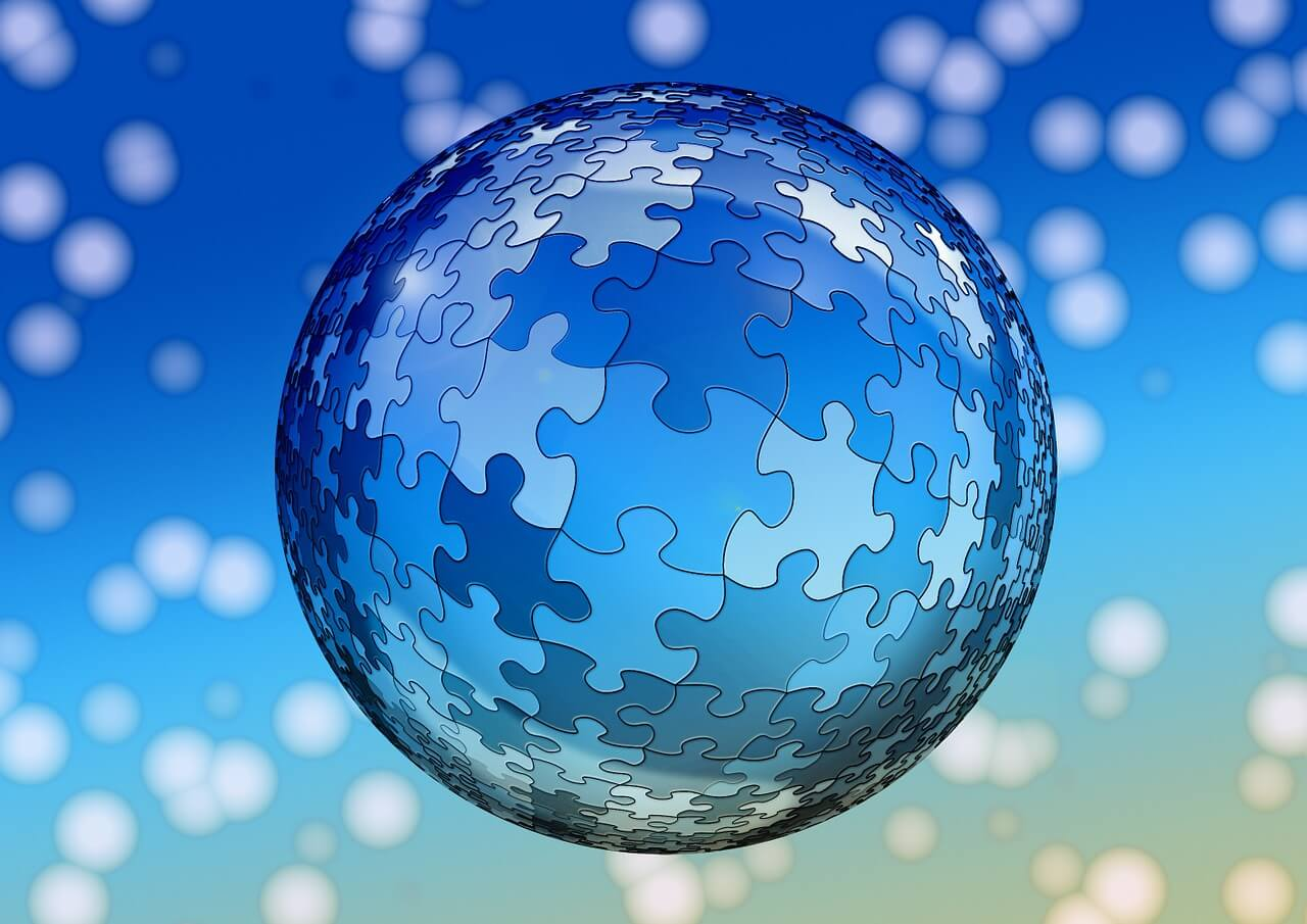 Jigsaw Puzzle Ball Jigsaw ball puzzles at Actively Inspired