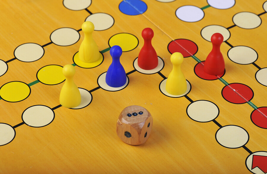 Table Top Board Games Actively Inspired