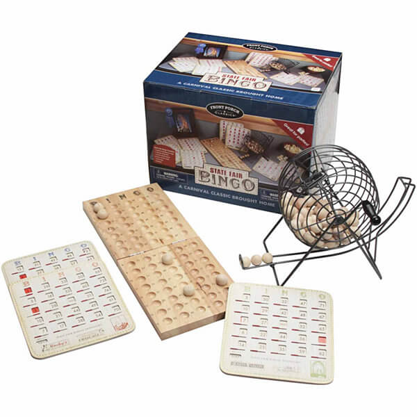 Wooden Bingo Set