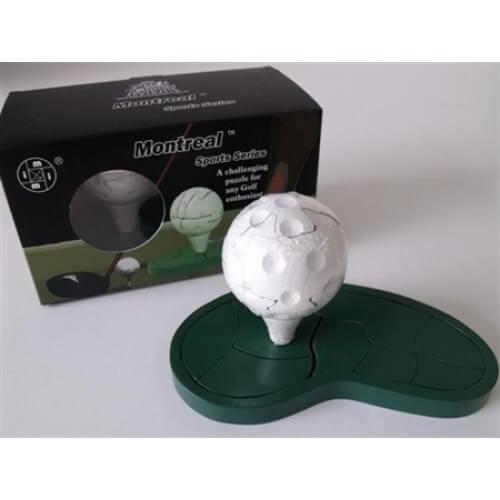 Golf Ball Puzzle